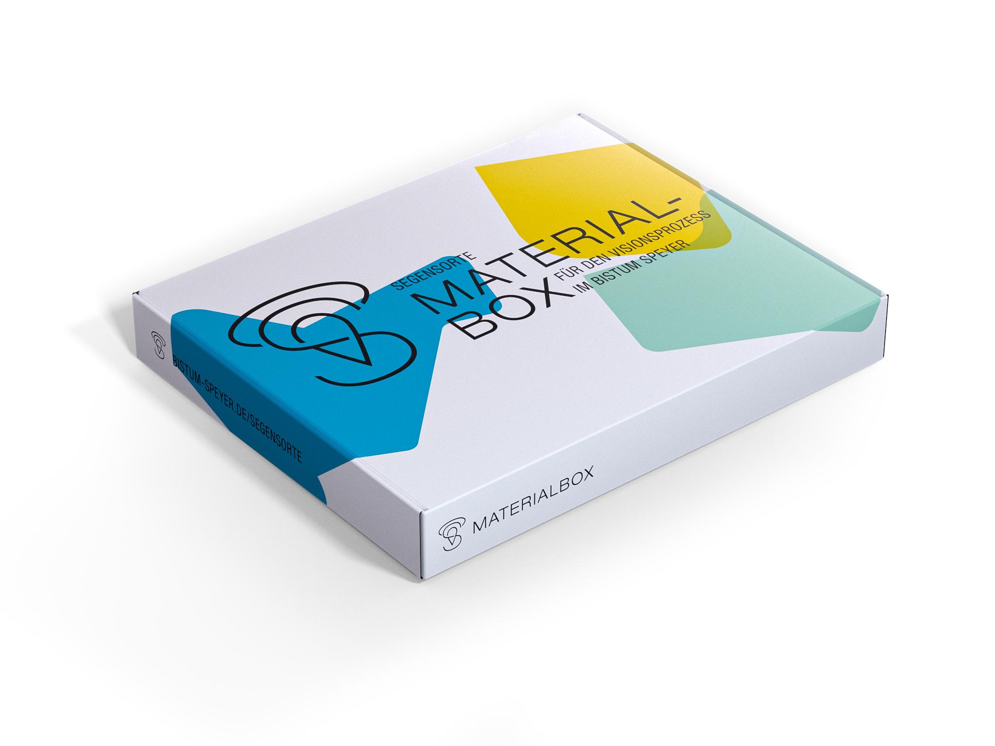 Segensorte Materialbox